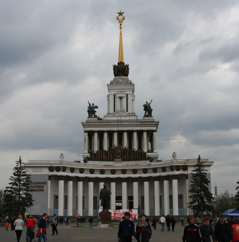Un 9 mai à Moscou Moscou20