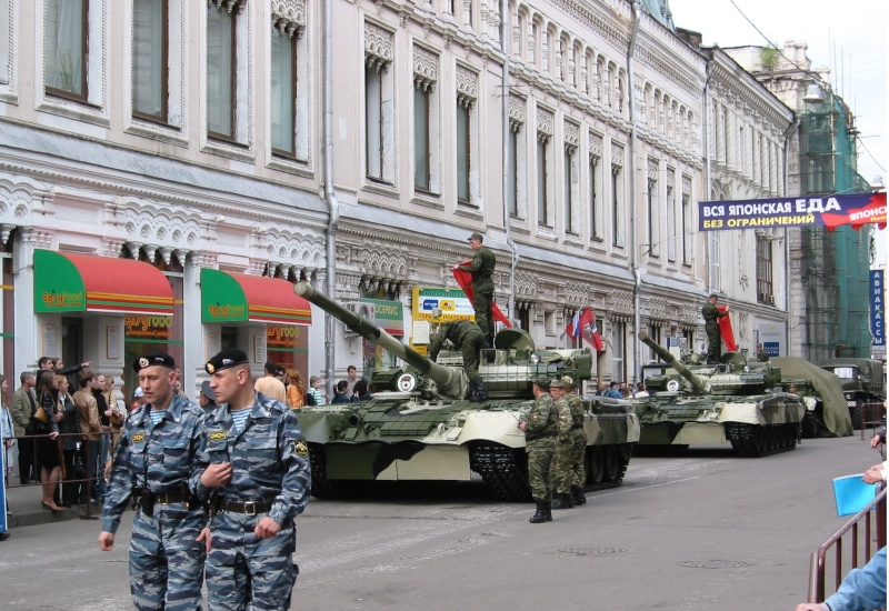 Un 9 mai à Moscou Moscou24