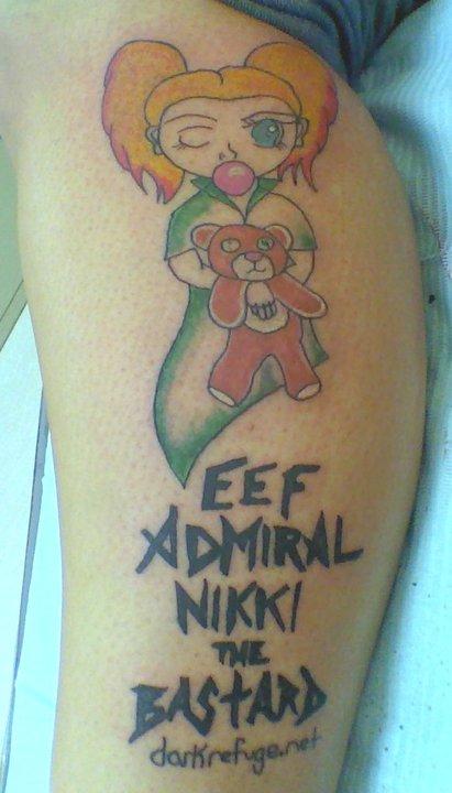 Introducing your EEF Character Nikki11