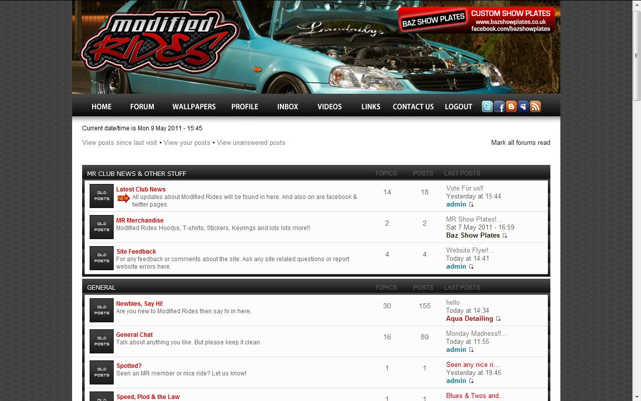 Modified Rides | Online Modified Car Community Preivi10
