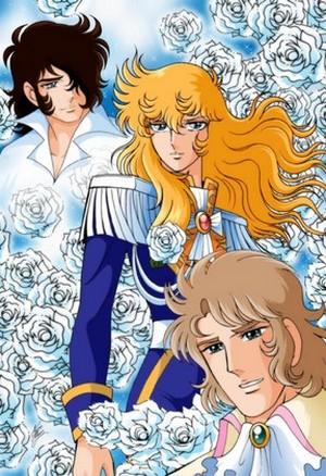 Lady Oscar (La Rose de Versailles) Roseof10