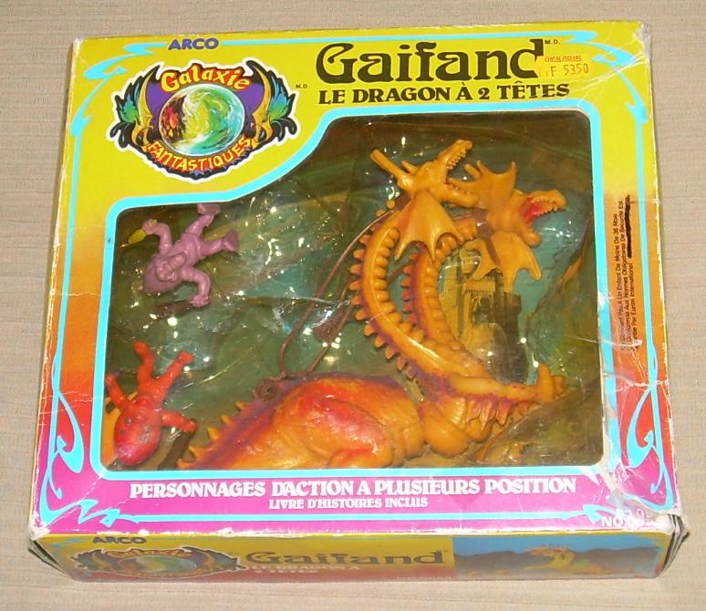 THE OTHER WORLD / Galaxie Fantastiques   (Arco)   1982 Gaifan10