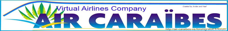 Air caraïbes Virtual Airlines - Portail Logo_a11