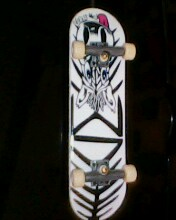 Tech Deck White Dipped Img01024