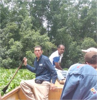Donación de Plantas Eléctricas, a Nuestros Hermanos Indigenas de la Comunidad de Capure, Estado Delta Amacuro Imagen29