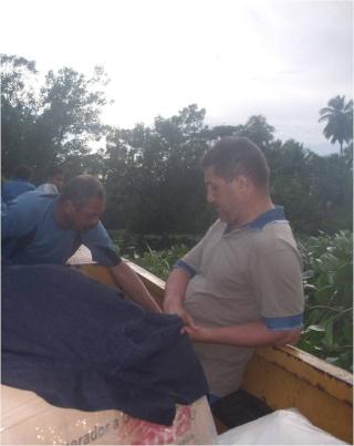 Donación de Plantas Eléctricas, a Nuestros Hermanos Indigenas de la Comunidad de Capure, Estado Delta Amacuro Imagen30