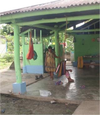 Donación de Plantas Eléctricas, a Nuestros Hermanos Indigenas de la Comunidad de Capure, Estado Delta Amacuro Imagen38