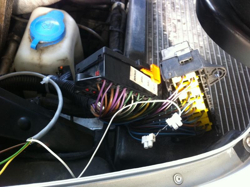 Comando manuale ventola  radiatore S1 Immagi13
