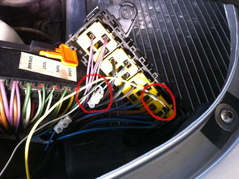 Comando manuale ventola  radiatore S1 Immagi15