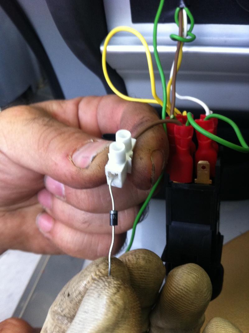 Comando manuale ventola  radiatore S1 Immagi28