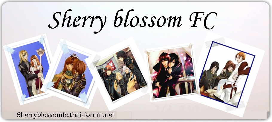 Welcome To Sherry blossom Fanclub
