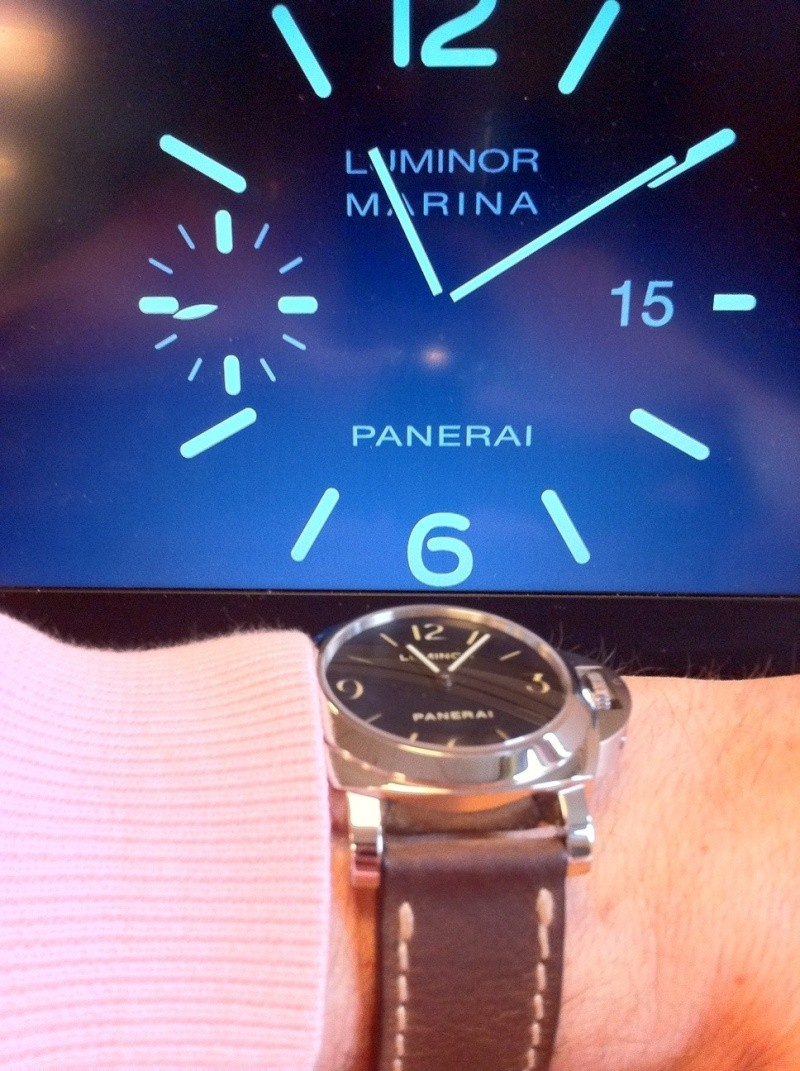 Horloge pour pc Panera12