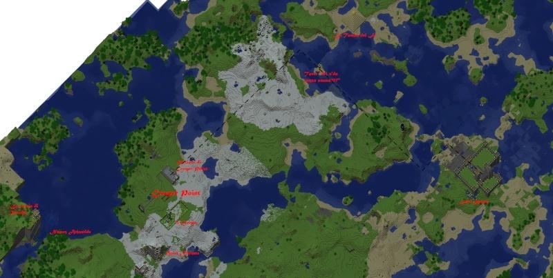 Il mondo esplorato di Minecraftia Minecr12