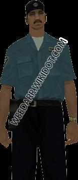 Los Santos Police Department's Official Handbook Cadet_11