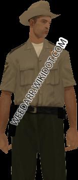 Los Santos Police Department's Official Handbook Chief_11