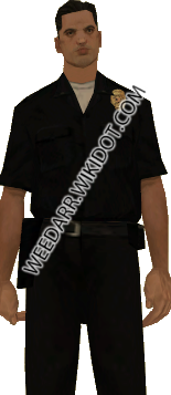 Los Santos Police Department's Official Handbook Office13