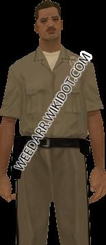 Los Santos Police Department's Official Handbook Sergea11
