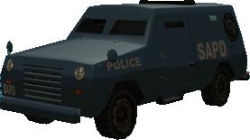 Los Santos Police Department's Official Handbook Swatva11