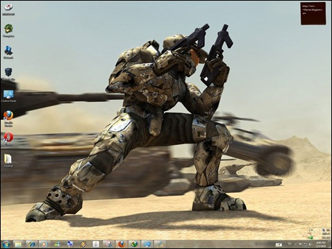 Halo Windows 7 Theme Icons Sounds Cursors ScreenSaver