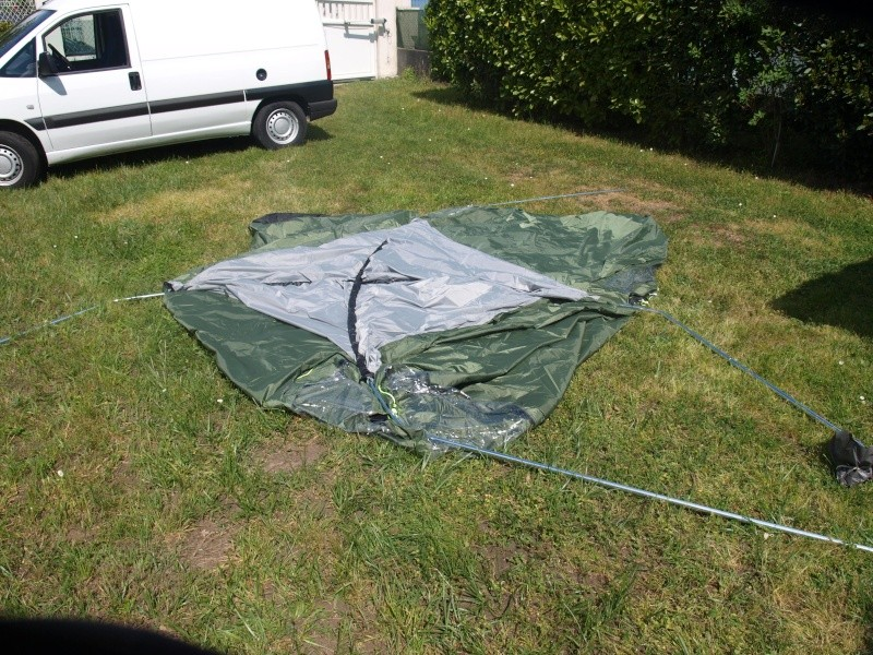 OUTWELL/Tente d'appoint ou abri OKLAHOMA DAY TENT Essai_18