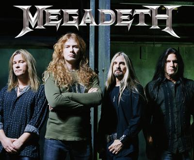 Groupe de Trash Metal, Megadeth Megade10