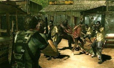 Resident Evil The mercenaries 76210