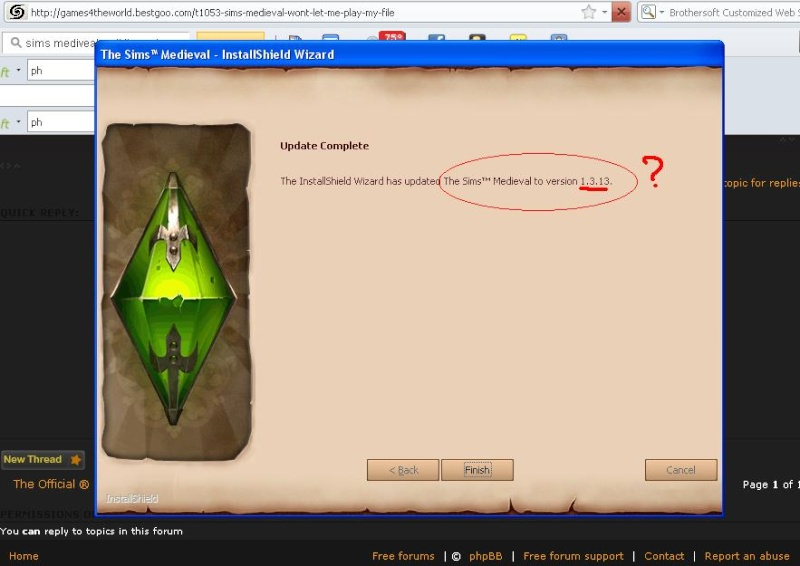 Sims Medieval wont let me play my file!? Sims_m10