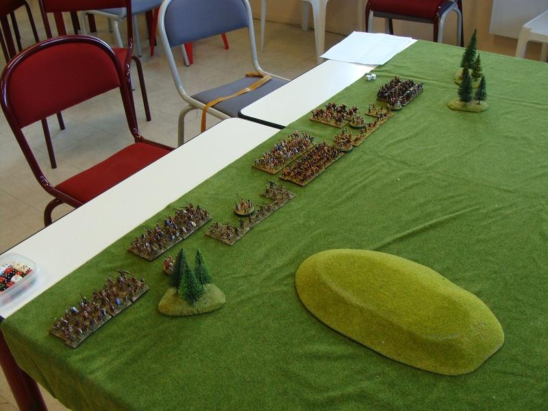 Romains vs Britons Dsc02010