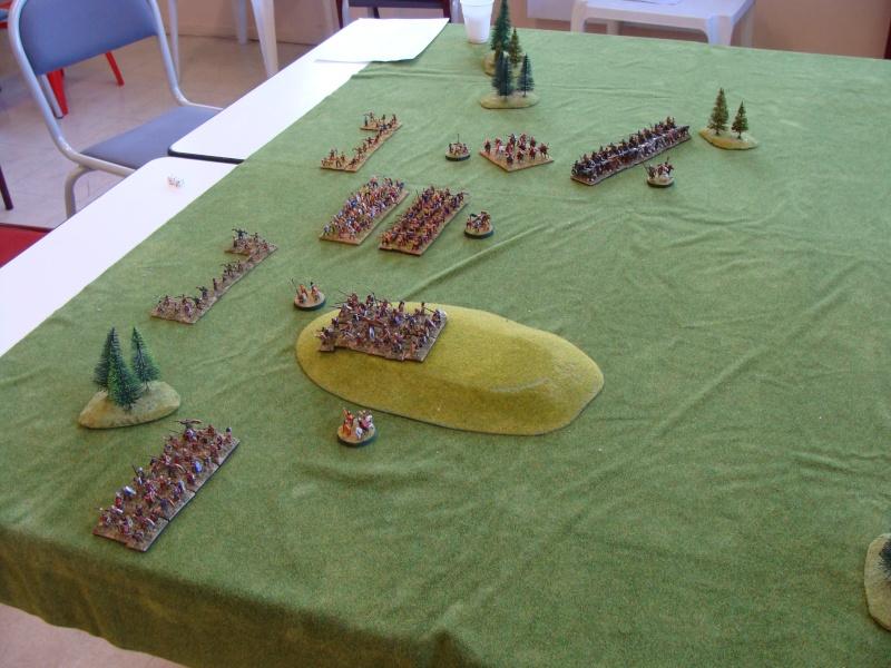 Romains vs Britons Dsc02015