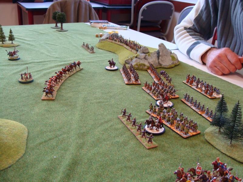 Romains vs Britons Dsc02022