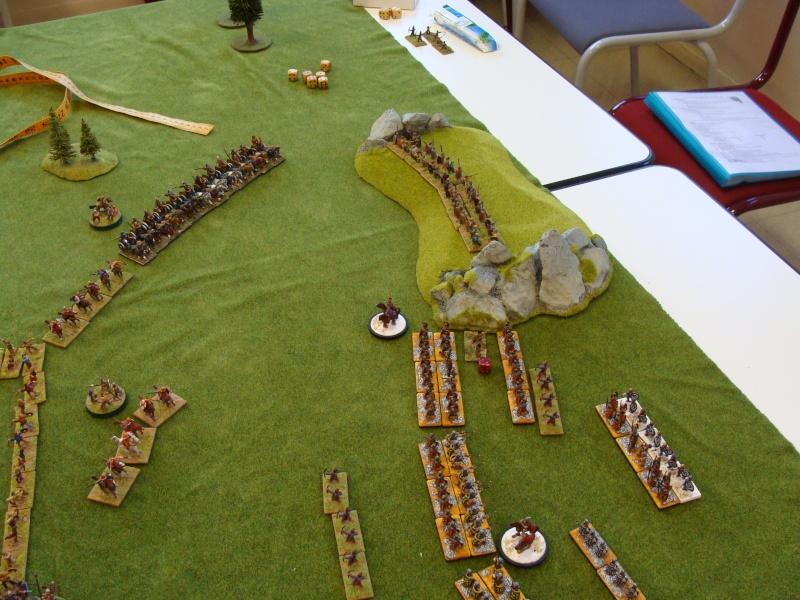 Romains vs Britons Dsc02026