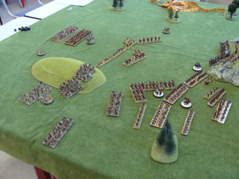 Romains vs Britons Dsc02030