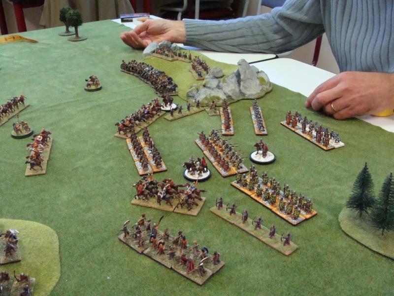 Romains vs Britons Dsc02032