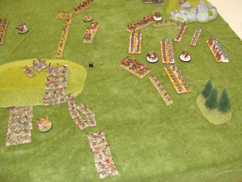 Romains vs Britons Dsc02110
