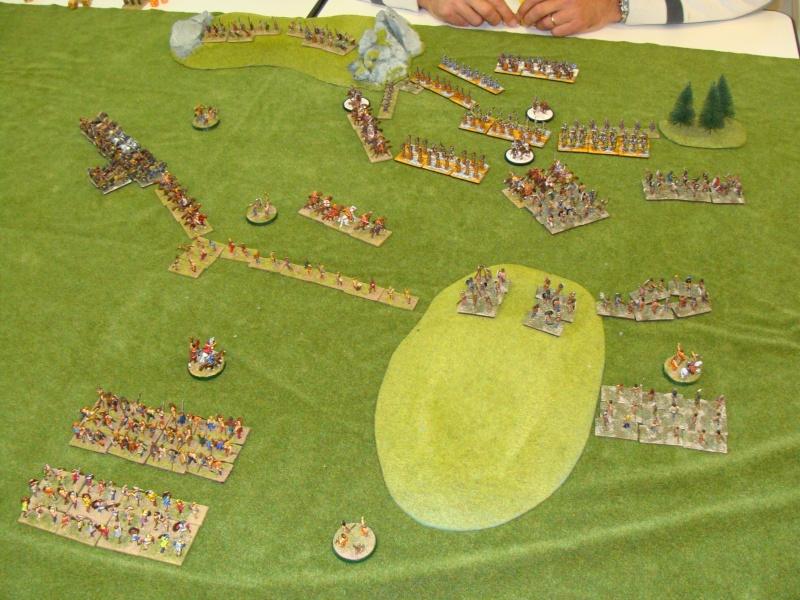 Romains vs Britons Dsc02111