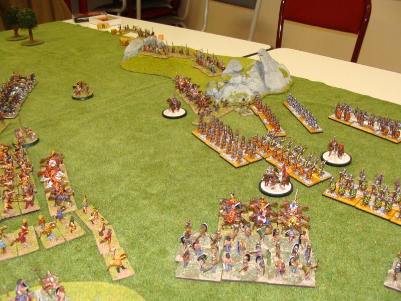 Romains vs Britons Dsc02112