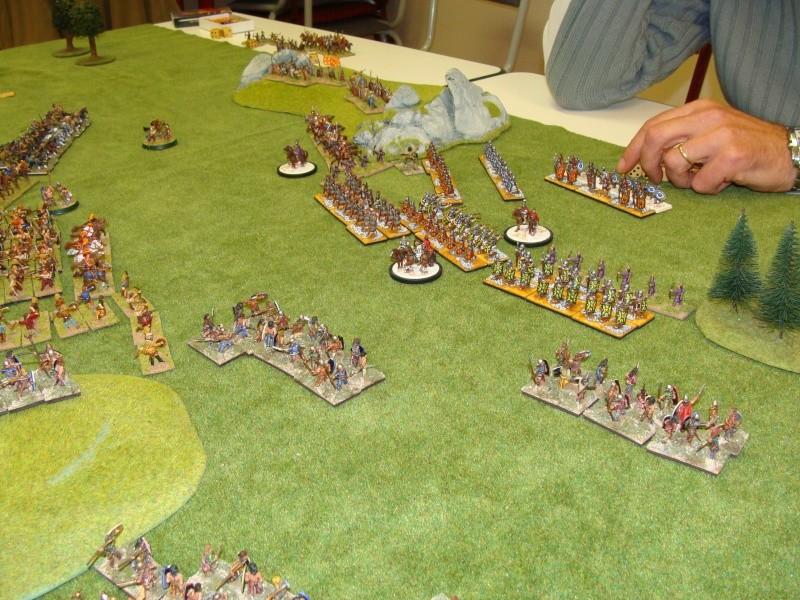 Romains vs Britons Dsc02113