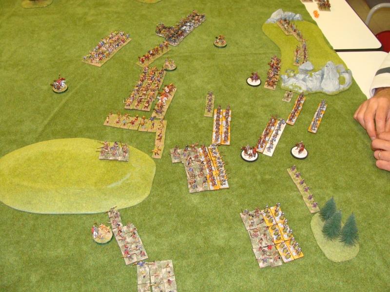 Romains vs Britons Dsc02114