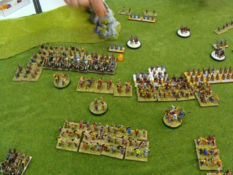Romains vs Britons Dsc02127