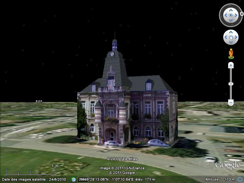 Grands Monuments du Monde en structure 3D [Sketchup] - Page 2 Bg10