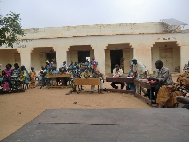 [MALI] - Village de Komodindé - Commune de Konsiga - Arrondissement de Tambakara - Cercle de Yélimané - Région de Kayes Devant10