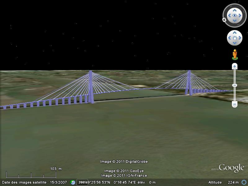Grands Monuments du Monde en structure 3D [Sketchup] Pt_nor10