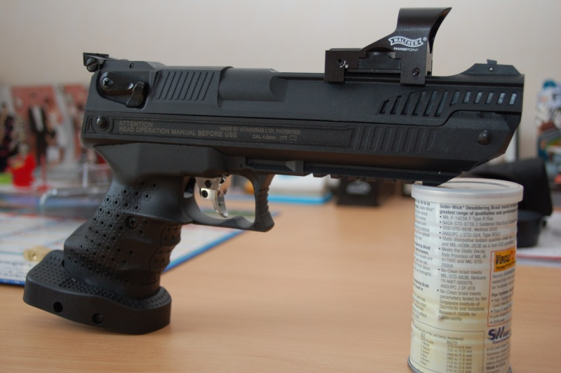 Présentation red dot Nano Walther sur Zoraki Light Dsc_0124