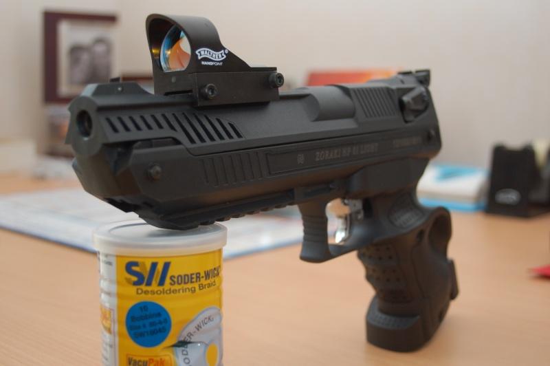 Présentation red dot Nano Walther sur Zoraki Light Dsc_0127