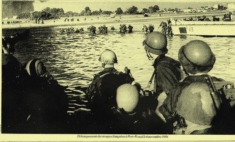 L'Expédition d'Egypte 1956 - Page 9 Port-f10
