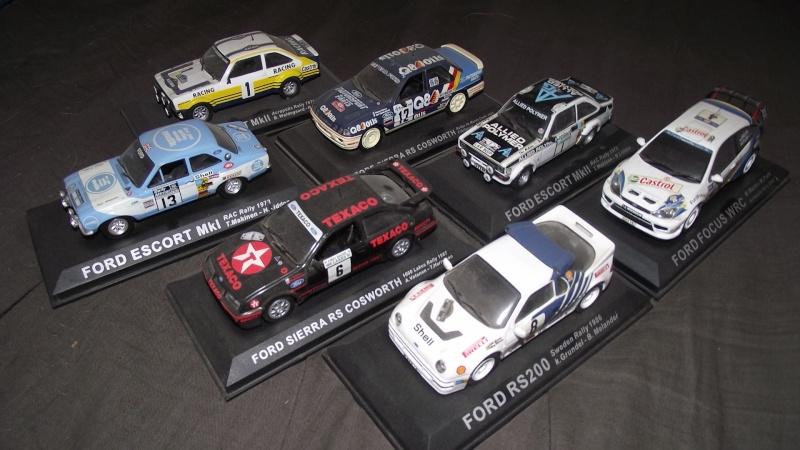 Ford Rally Miniature ( Altaya ) Dscf7210