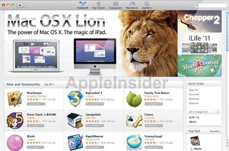 Nóticias de Software Lion-110