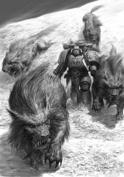 Un petit mix d'image trouver dans une tanière Ork! 16781910
