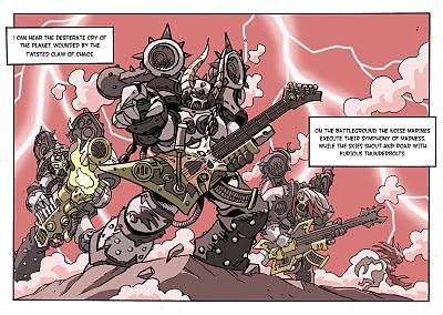Un petit mix d'image trouver dans une tanière Ork! - Page 2 Wolfan10