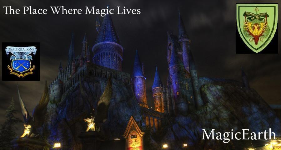 Magic Earth ϟ